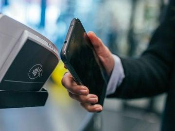 NFC del smartphone