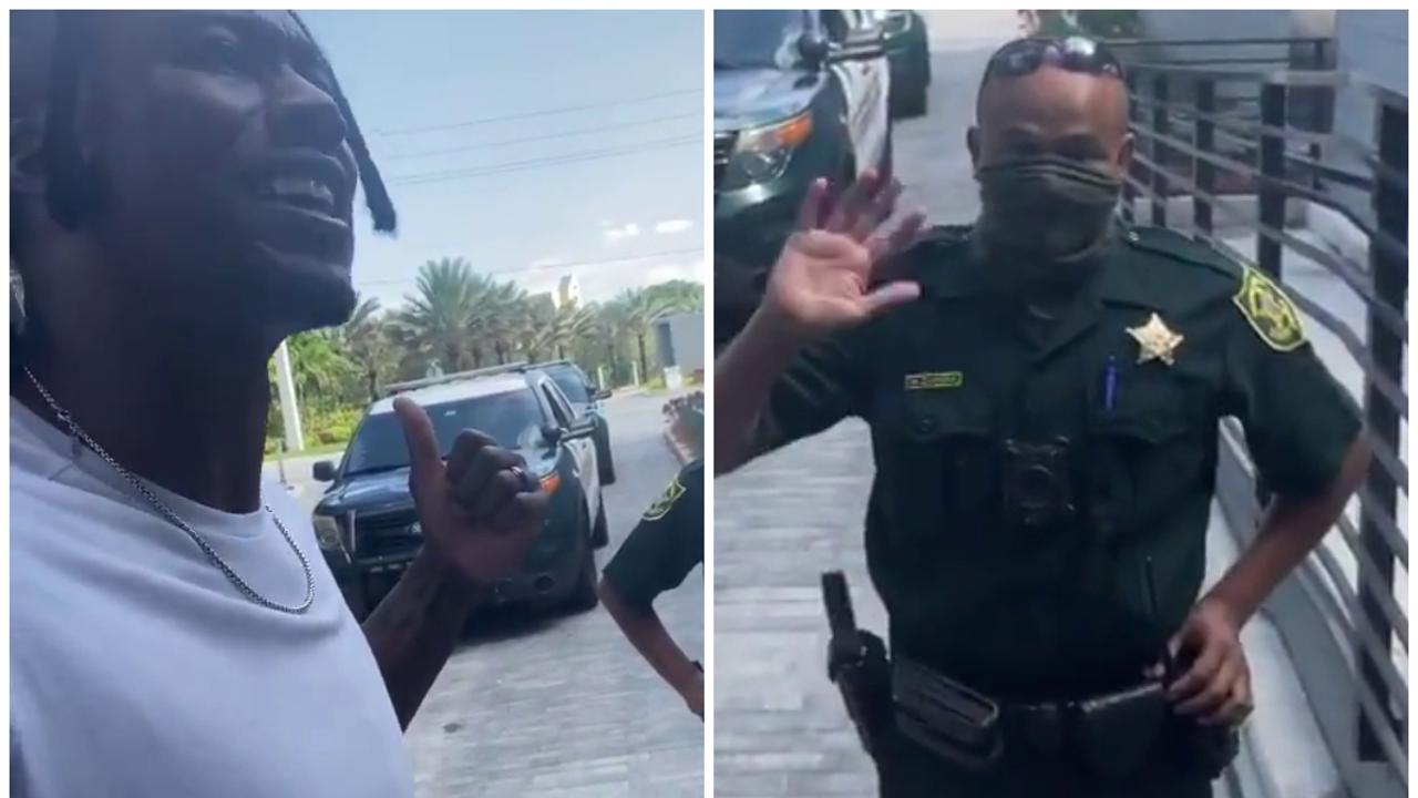 Brandon Marshall sufre racismo en Florida