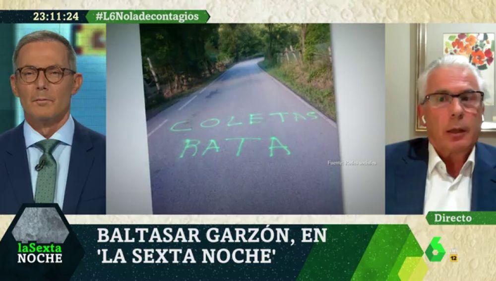 """Baltasar Garzón pide investigar las amenazas a Iglesias y Montero: """"Podría haber claramente un acoso"""""""
