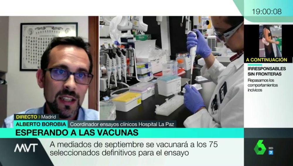 ¿Cobran los voluntarios en el ensayo clínico de la vacuna en España?