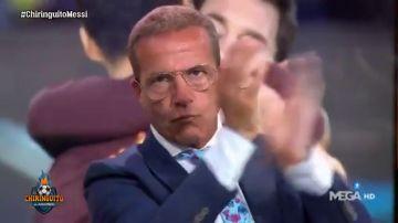 Hasta Cristóbal Soria aplaudió: el emotivo mensaje de Josep Pedrerol a Leo Messi para que se quede