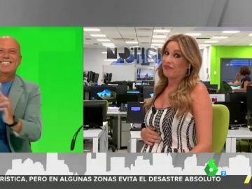 Paula del Fraile anuncia que está embarazada