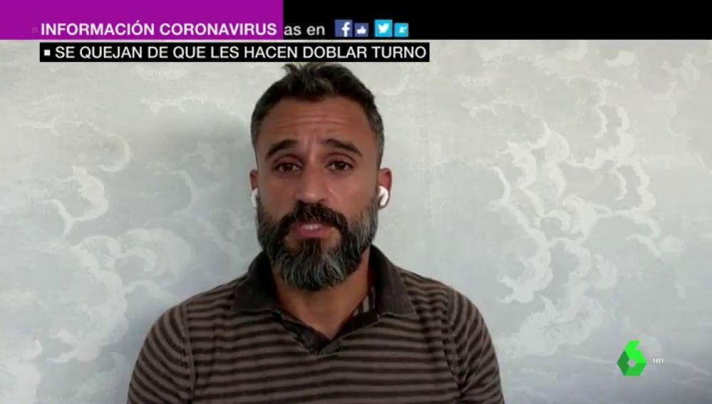 Sanitarios de Madrid denuncian que les hacen doblar turnos
