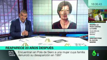 Blanca Mabel Otero desapareció en 1995.