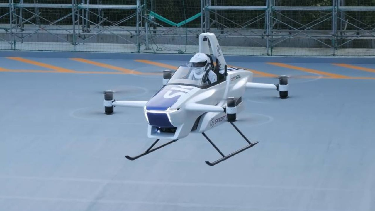 El coche volador ya no es ciencia ficción: así es el primero pilotado con éxito