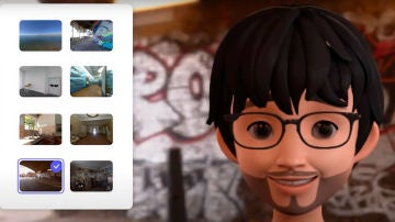 Un avatar de Zoom