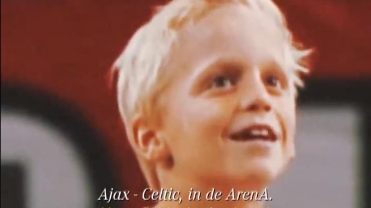 Vídeo de despedida de Van de Beek del Ajax