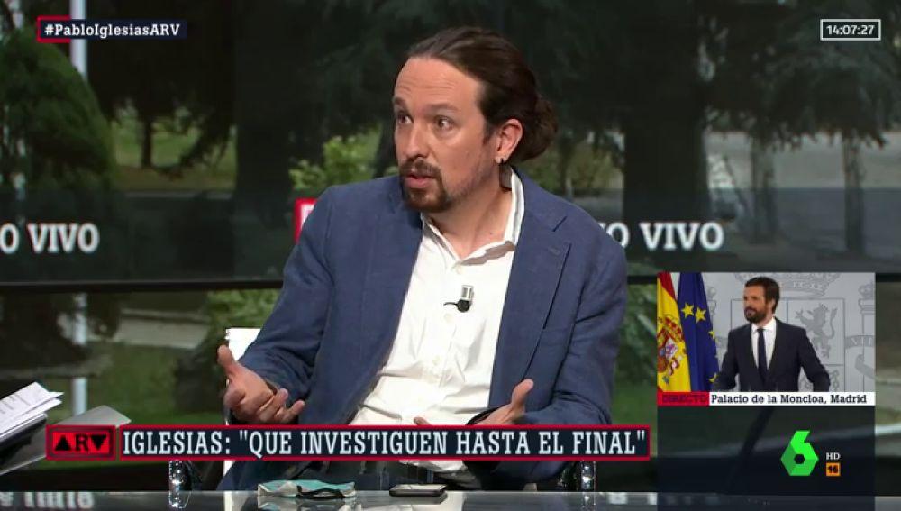 """Iglesias habla sobre el acoso a su familia: """"Es duro y te sientes desprotegido, pero nuestras vidas no corren riesgo"""""""