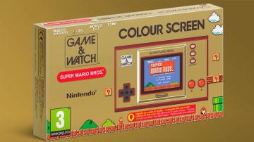 Nueva Game & Watch
