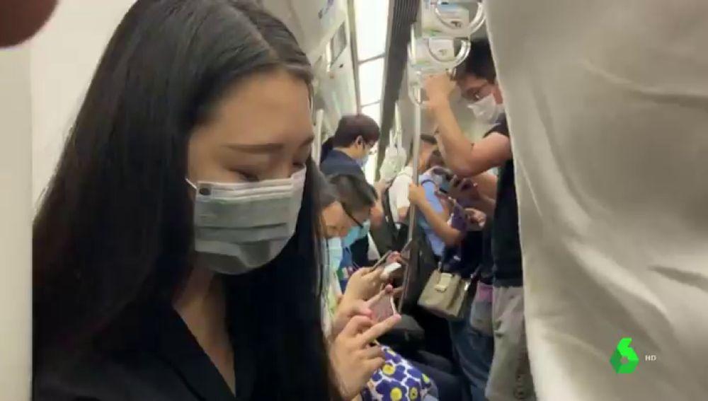 Autobús COVID: el caso del pasajero que contagió a otros 22