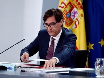 Salvador Illa, ministro de Sanidad, coordinará a Madrid y las dos Castillas por los rebrotes de coronavirus