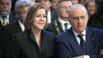 Imagen de archivo de Fernández Diaz y Cospedal