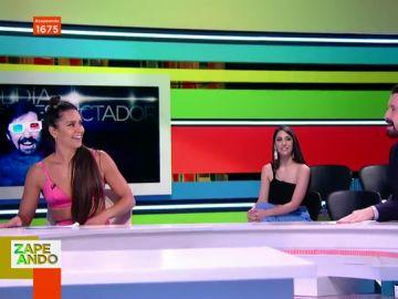 """Cristina Pedroche y Santi Alverú zanjan los rumores entre risas: """"No tiene que pedir perdón, ya hemos hablado en privado"""""""