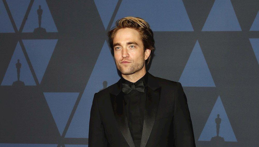 "El actor Robert Pattinson, protagonista de ""The Batman"""