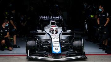 La familia Williams abandona la F1