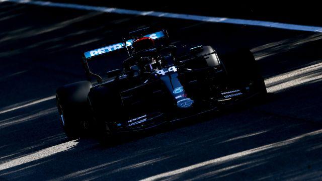 Lewis Hamilton GP Italia 2020 Libres