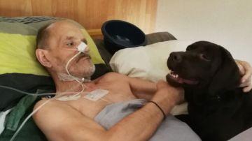 Imagen de Alain Cocq, el hombre francés que retransmitirá su muerte en Facebook