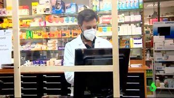 Imagen de de un farmacéutico
