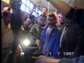 Imagen del documental 'El instante decisivo'