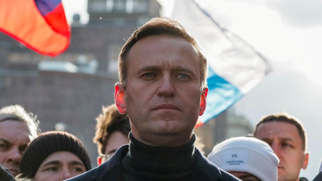 El opositor ruso Alexéi Navalni, en una imagen de archivo