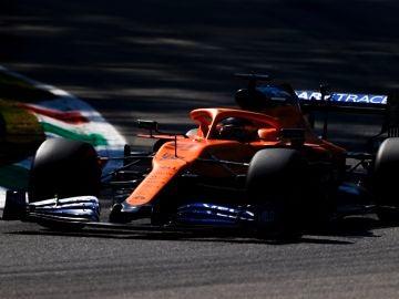 Carlos Sainz saldrá tercero