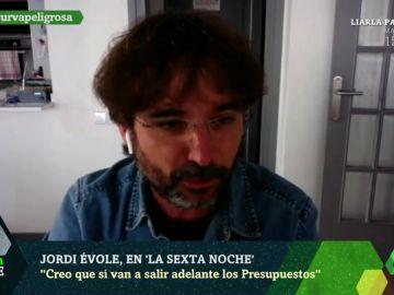 Jordi Évole en laSexta Noche