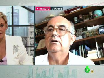 El viceconsejero de Salud Pública de la Comunidad de Madrid