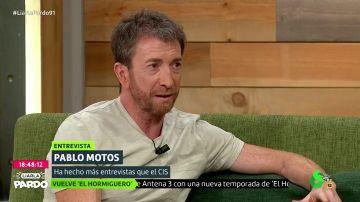 El tajante mensaje de Pablo Motos a los políticos