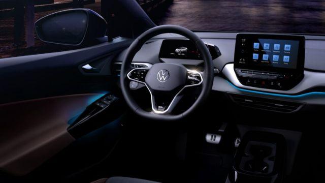 Interior de Volkswagen ID.4