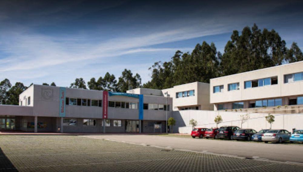 El Colegio Británico de Mos, en Pontevedra