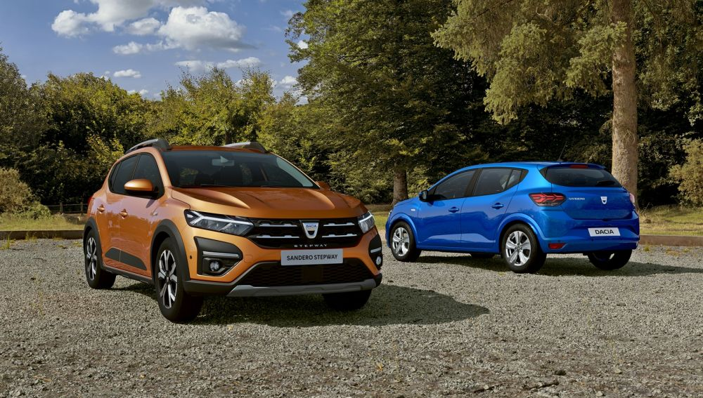 Dacia nos muestra sus nuevos modelos Sandero 2021