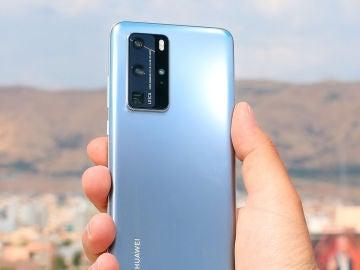 Un Huawei P40