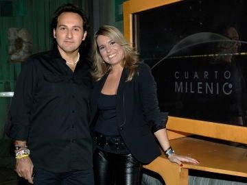 Iker Jiménez y Carmen Porter