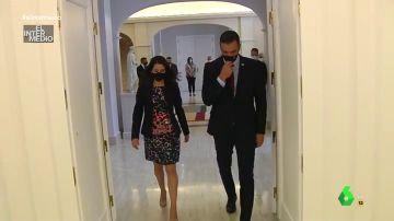 Vídeo manipulado - La íntima confesión de Sánchez a Arrimadas sobre la Moncloa