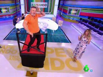 Anna Simon vence a Miki Nadal