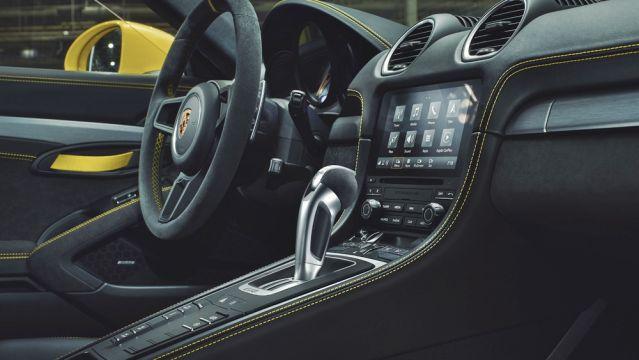 Porsche estrena cambio PDK