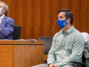 """Sesión del juicio a Rodrigo Lanza en el """"Caso de los Tirantes"""""""