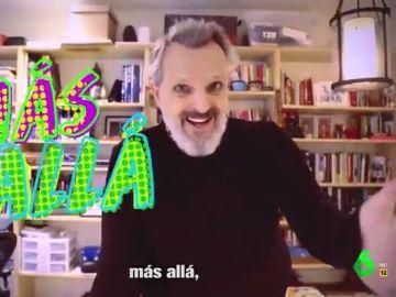"""""""Hay que escuchar más allá"""": el temazo de Miguel Bosé sobre la crisis del coronavirus"""