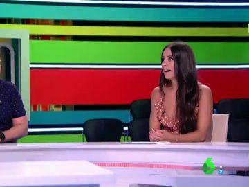 """Valeria Ros sorprende en directo a Cristina Pedroche con una confesión sobre su hija: """"No lo sabes todo, Cris..."""""""