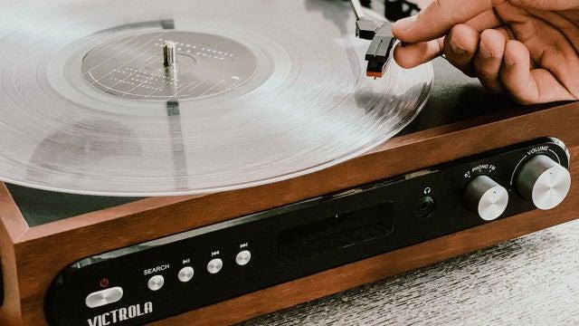 Muchos comparan la música de alta resolución con el sonido de un vinilo