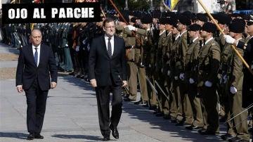 Mariano Rajoy y Jorge Fernández Díaz