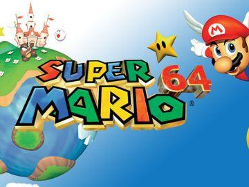 Vuelve 'Super Mario 64', el éxito de Nintendo que revolucionó el mundo de los videojuegos