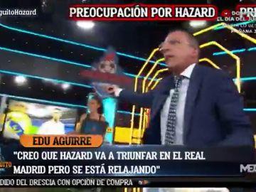 Enfado monumental de Cristóbal Soria en 'El Chiringuito': atención a la increíble razón