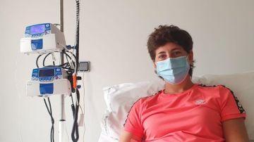 """Carla Suárez comienza """"con valor y esperanza"""" el tratamiento contra el linfoma de Hodgkin que sufre"""