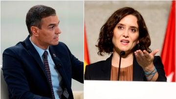 Reunión Sánchez-Ayuso: encuentro clave en la Puerta del Sol