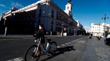 El uso de la bicicleta aumenta desde la pandemia