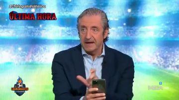 """Pedrerol: """"El fichaje de Eric García por el Barça estaría cerrado en 18 millones"""""""
