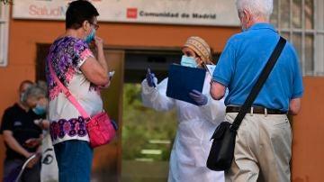 Centro de Salud de Madrid