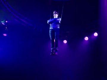El 'fatal accidente' de Cameron Black al recrear el popular número de escapismo del gran Houdini