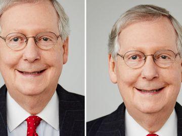 Dos rostros, una polémica: ¿es el algoritmo de Twitter racista?